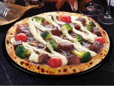 ナポリの窯 牛肉の赤ワイン仕立て