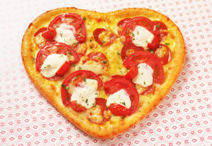 ピザーラ-カロリー-ハートピザ