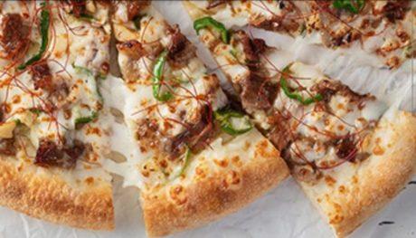 ピザハット-肉の日-炭火焼ビーフカルビ