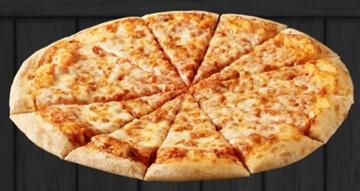 ドミノピザ-ソレダメ-プレーンピザ