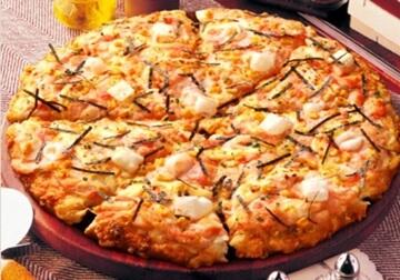 ピザーラ-ランキング-もち明太子ピザ
