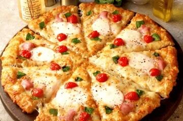 ピザーラ-ランキング-ブラータチーズの贅沢マルゲリータ