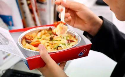ドミノピザのピザライスボウルはランチやディナーにぴったり